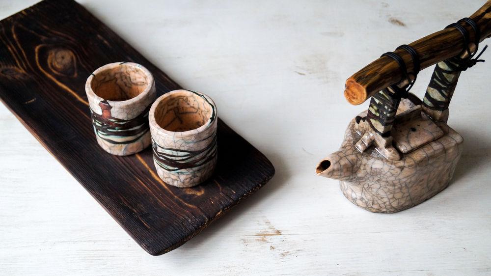 чайный набор, чайная церемония, керамика