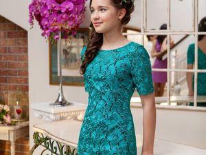 Кружевные платья для детей: основные фасоны. Ярмарка Мастеров - ручная работа, handmade.