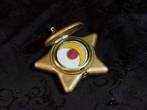 Медальон Сейлор Мун. Обзор. Ярмарка Мастеров - ручная работа, handmade.