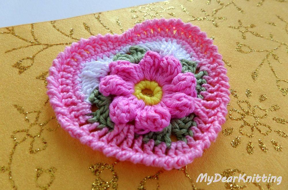 сердечко крючком, подарок своими руками, бабушкин квадрат, мотив бабушкин квадрат, бабушкин квадрат крючком, сердце крючком, мастер-класс, мастер-класс по вязанию, вязание, подарок любимой, подарок любимому, рачий шаг крючком, цветок, цветы крючком, цветочек, аппликация крючком, декор, домашний декор, день валентина, видео урок
