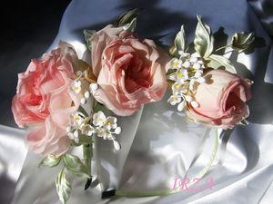Что шепчут розы по утру, Проснувшись утренней порою?. Ярмарка Мастеров - ручная работа, handmade.