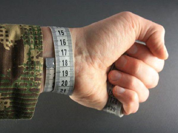 Как правильно измерить размер запястья | Ярмарка Мастеров - ручная работа, handmade