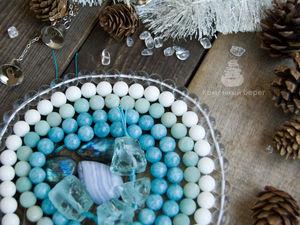 Зимняя конфетка от Каменного Берега. Ярмарка Мастеров - ручная работа, handmade.