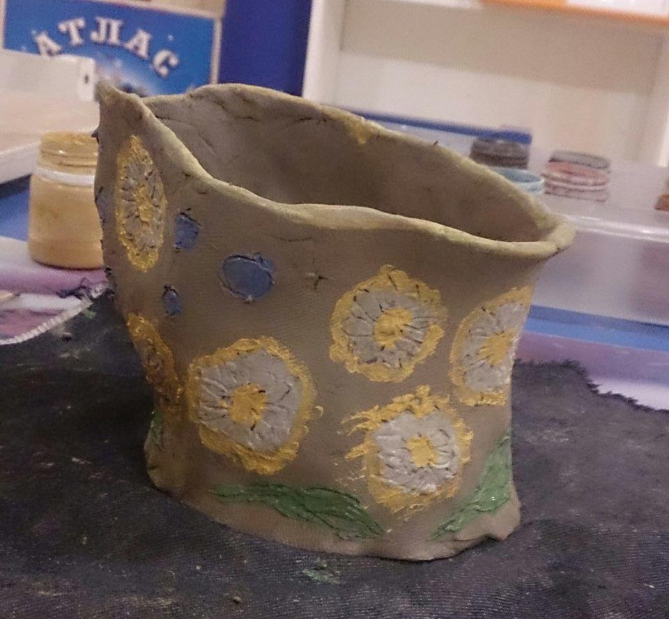 занятия лепкой из глины, занятия для подростков, керамика, мастер-класс по лепке, лепка из природной глины