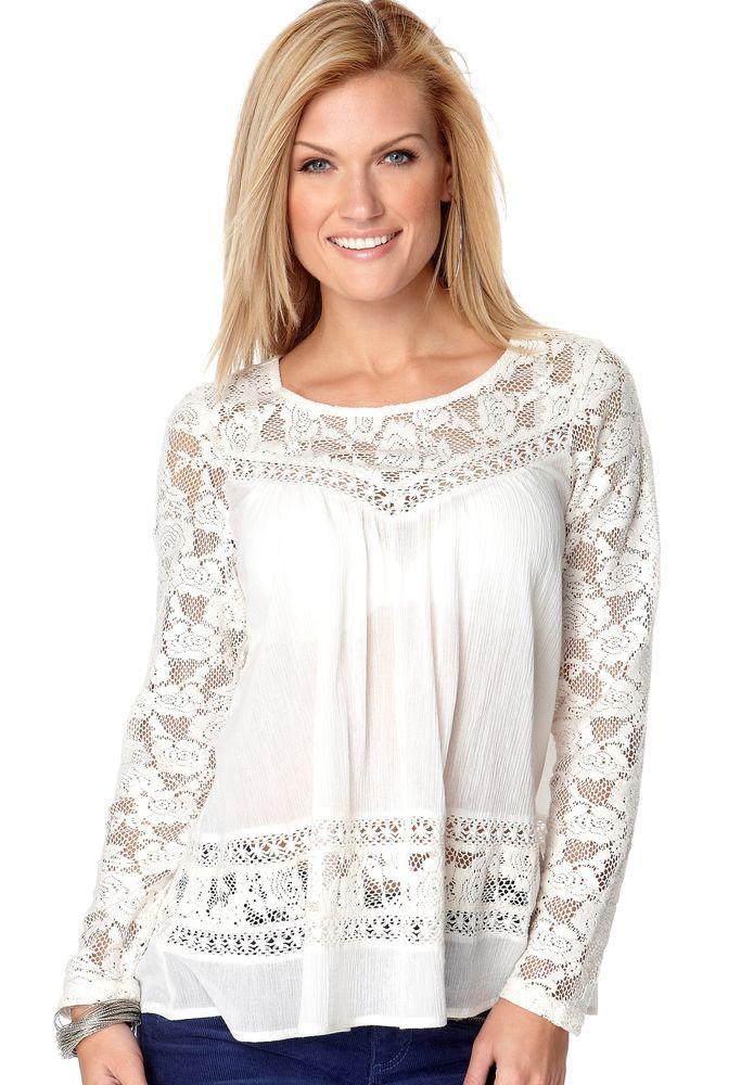Белое бохо, или Шикарная одежда для королевы летнего пляжа, фото № 53