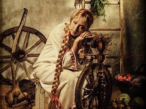 Сказка. Дарья – золотое веретёнце | Ярмарка Мастеров - ручная работа, handmade