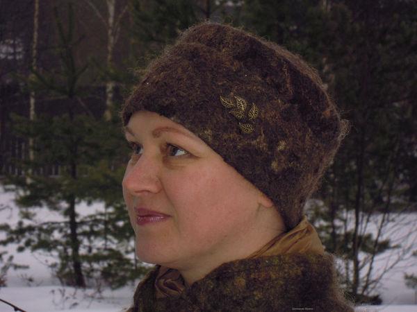 мастер класс по валянию шапочки или берета   Ярмарка Мастеров - ручная работа, handmade