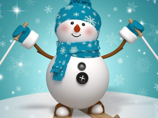 Про Снеговика | Ярмарка Мастеров - ручная работа, handmade