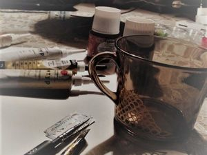 """Начата работа над сервизом """"Сердце Востока"""". Ярмарка Мастеров - ручная работа, handmade."""