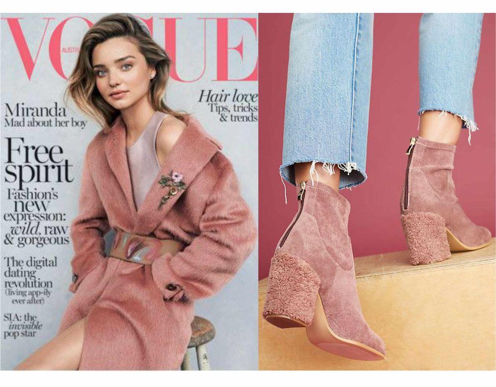 Самый модный цвет пальто 2018, или Розовый миллениалов – Ярмарка ... 4fe71675dbb