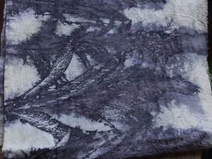 Натуральное крашение на даче - часть 4 (о неудачах). Ярмарка Мастеров - ручная работа, handmade.