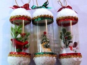 Get Inspired for New Year: Christmas Decor of Materials at Hand. Livemaster - handmade