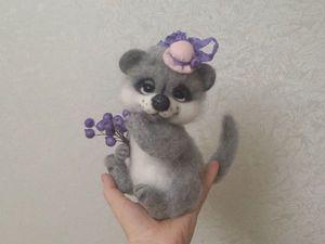 Акция на мишку Душечку!!! | Ярмарка Мастеров - ручная работа, handmade