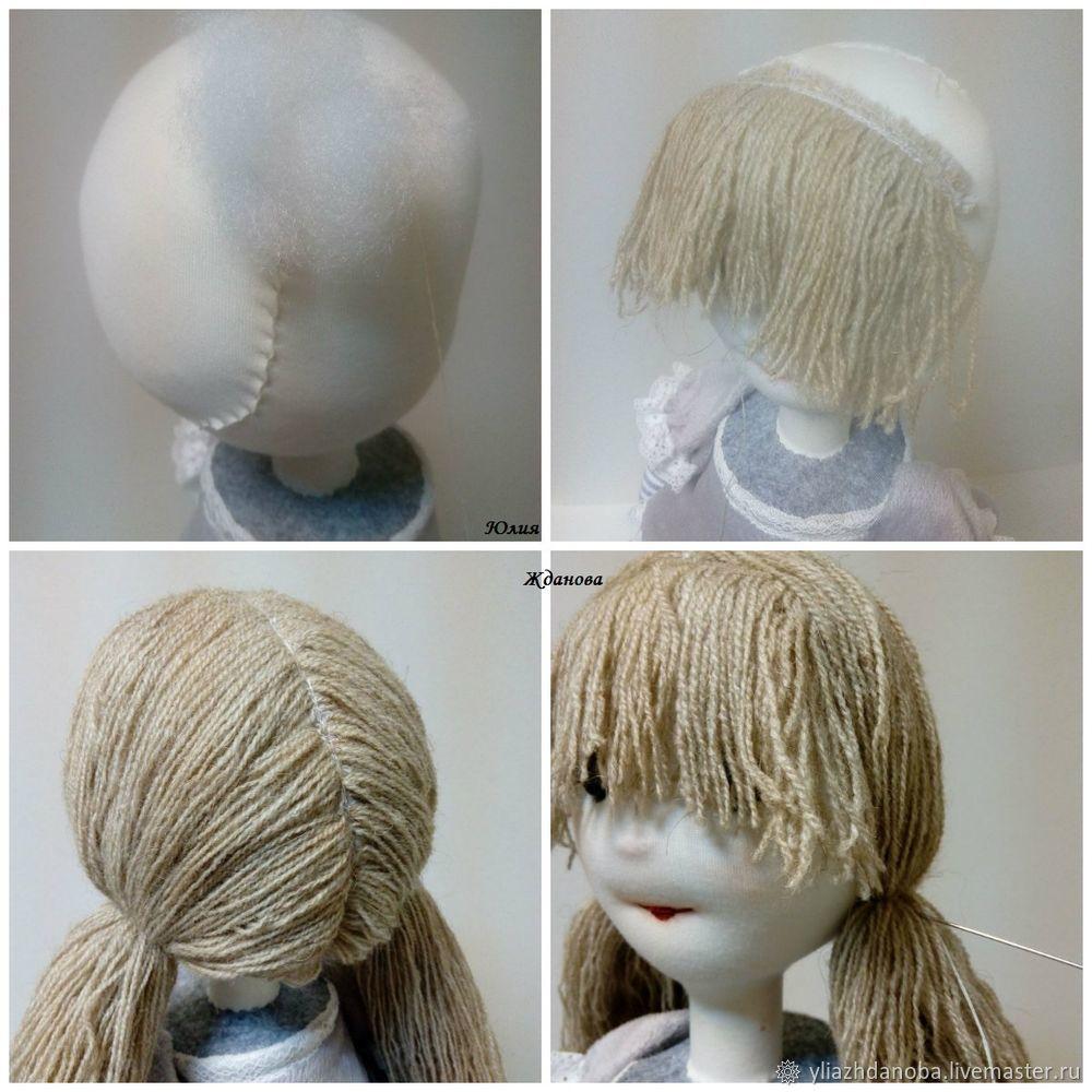 Как сделать каркасную куклу фото 200