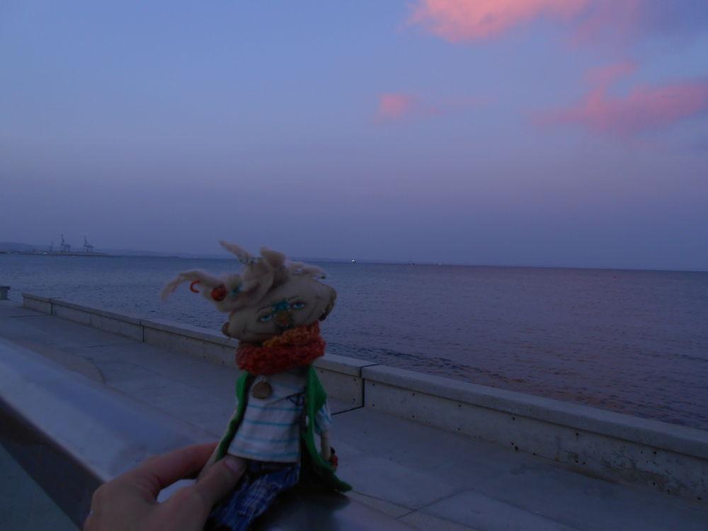 Ларнака. Путешествие чердачной куклы), фото № 15