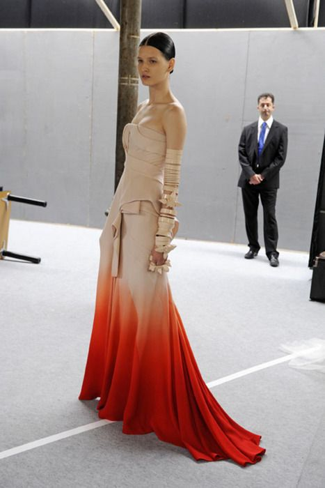 Givenchy.... how do you do it? The colors are amazing!