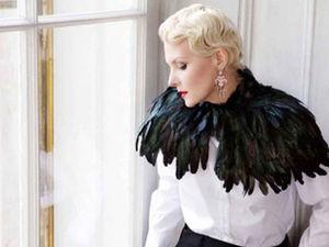Винтажно-богемный стиль Ренаты Литвиновой: тонкий вкус и элегантность создают истинную красоту. Ярмарка Мастеров - ручная работа, handmade.