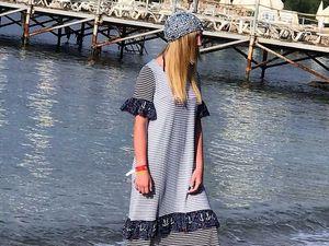 Фотосессия на натуре. Платье VR-1543. Ярмарка Мастеров - ручная работа, handmade.