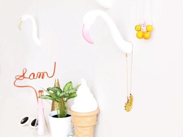 Оригинальные вешалки в интерьере: 25 идей для пробуждения творческой мысли | Ярмарка Мастеров - ручная работа, handmade