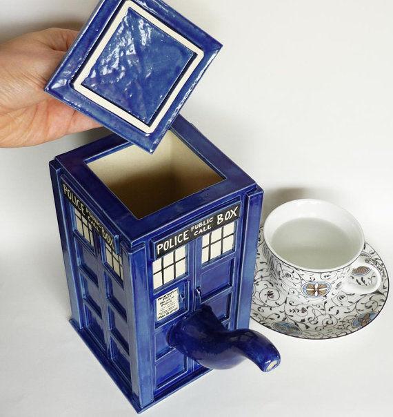 Концептуальные чайники для книголюбов и творческих личностей