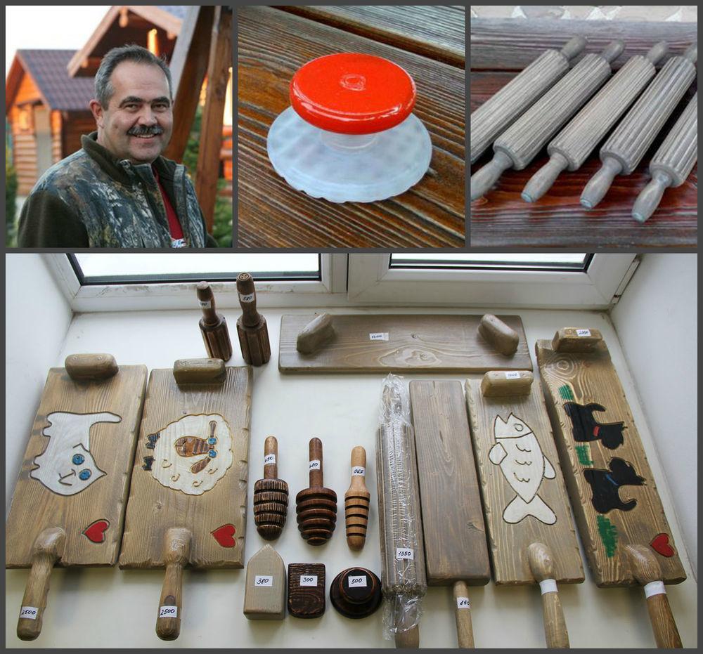 шерсти клок, инструменты