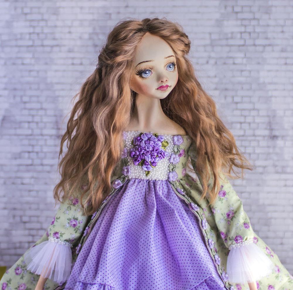 купить авторская кукла