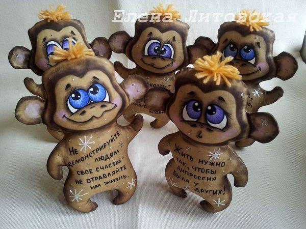 Распродажа обезьянок!   Ярмарка Мастеров - ручная работа, handmade