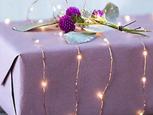 Как упаковать подарок, чтобы вам сказали ВАААУ?. Ярмарка Мастеров - ручная работа, handmade.