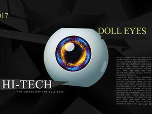 Видеодемки с эффектами для кукольных глаз. Ярмарка Мастеров - ручная работа, handmade.