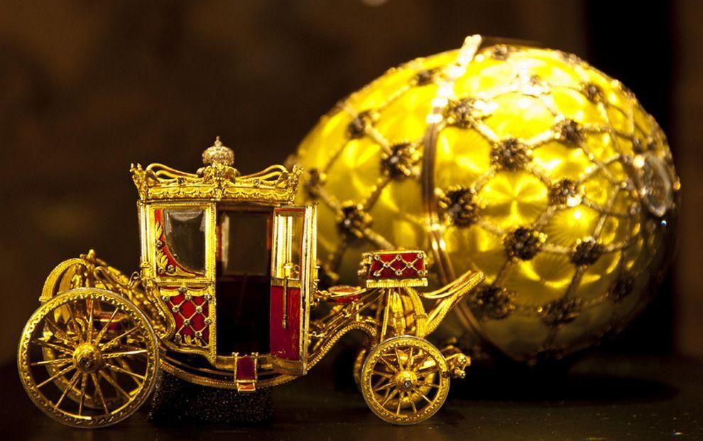 императорское яйцо