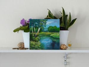 В разделе Коллекции мастера: Дешевые картины небольшого формата | Ярмарка Мастеров - ручная работа, handmade