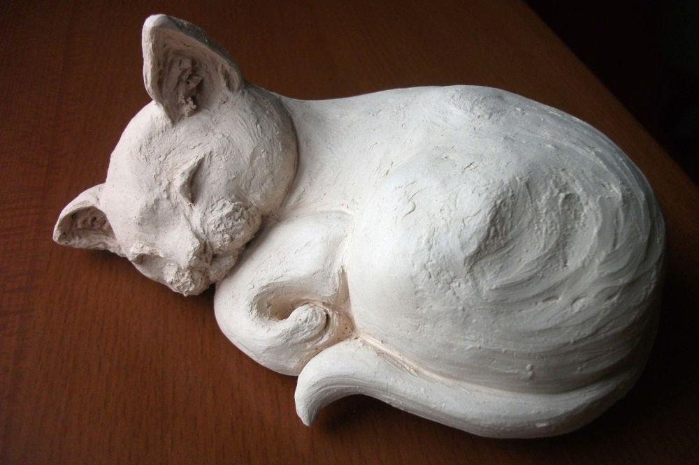 занятия для взрослых, природная глина, мастер-класс, лепка из глины, изготовление статуэток