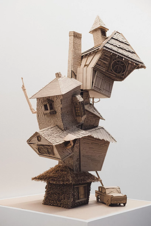 Проект «Дым и зеркала»: ученики Мельбурнской школы дизайна создали объекты из вселенной Гарри Поттера