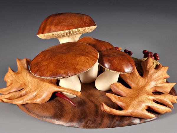 Удивительные вещи из дерева! | Ярмарка Мастеров - ручная работа, handmade