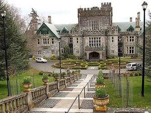 Великолепие «средневекового» замка Хэтли в Ванкувере. Ярмарка Мастеров - ручная работа, handmade.