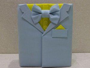 Маленький джентльмен - шкатулка для хранения памятных вещичек сыночка. Ярмарка Мастеров - ручная работа, handmade.