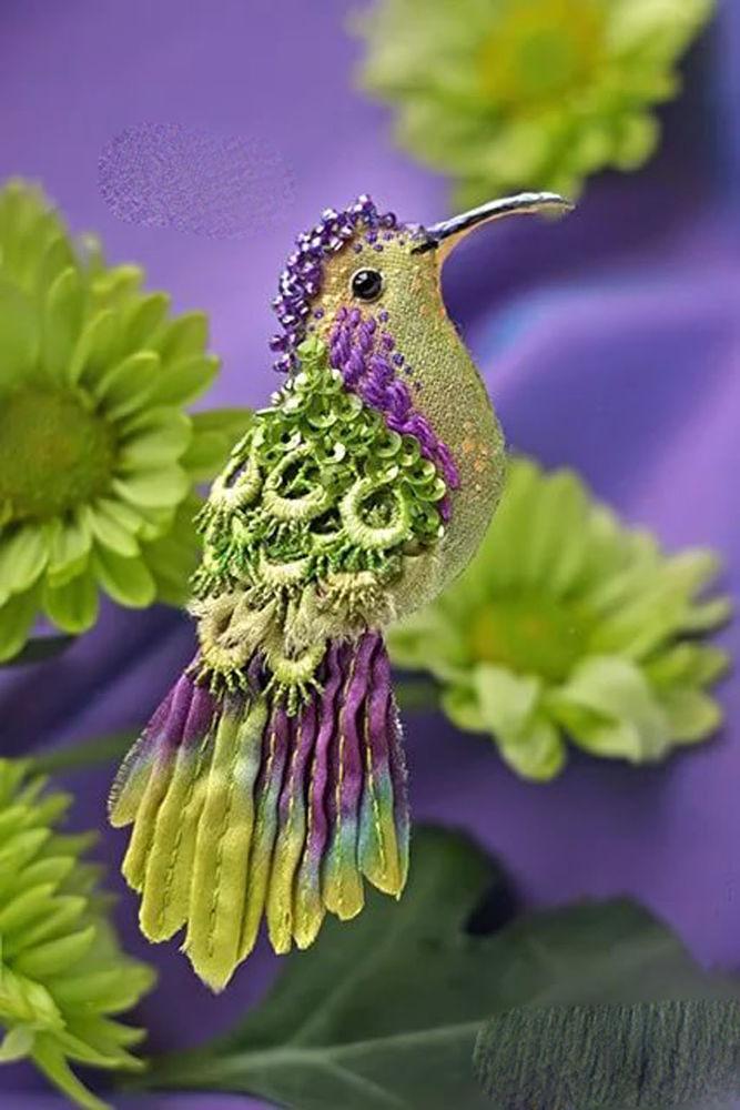 Сшить колибри своими руками