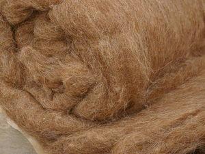 «Ах, до чего ж колючая!», или как сделать шерсть мягкой и приятной.. Ярмарка Мастеров - ручная работа, handmade.