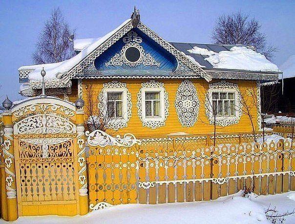 вдохновение, домик в деревне
