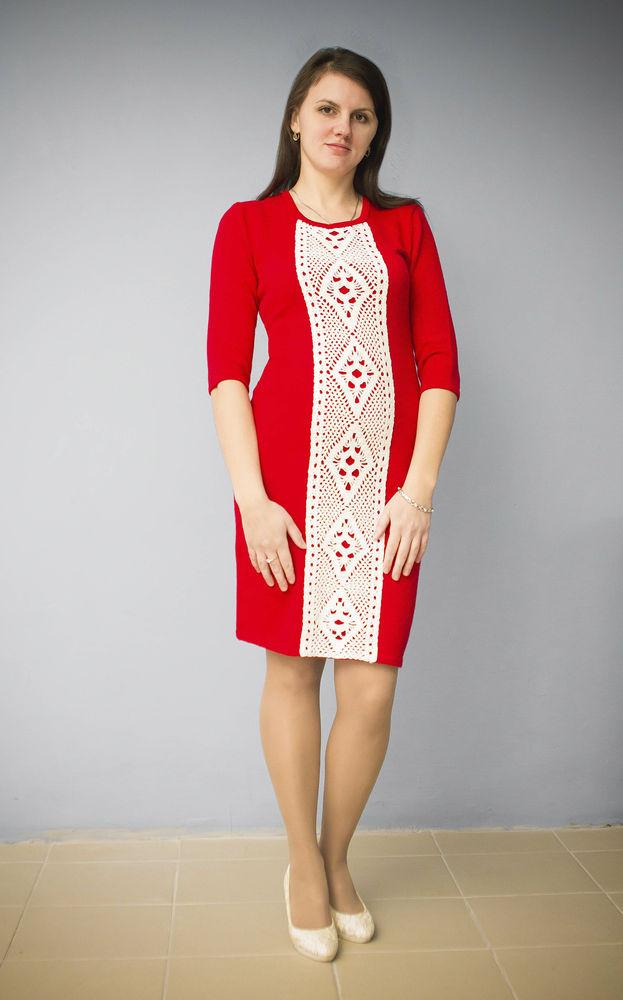 акция магазина, акции, акция к 1 апреля, распродажа, распродажа одежды, скидки на готовые работы, вязаная одежда, вязаный свитер, красное платье