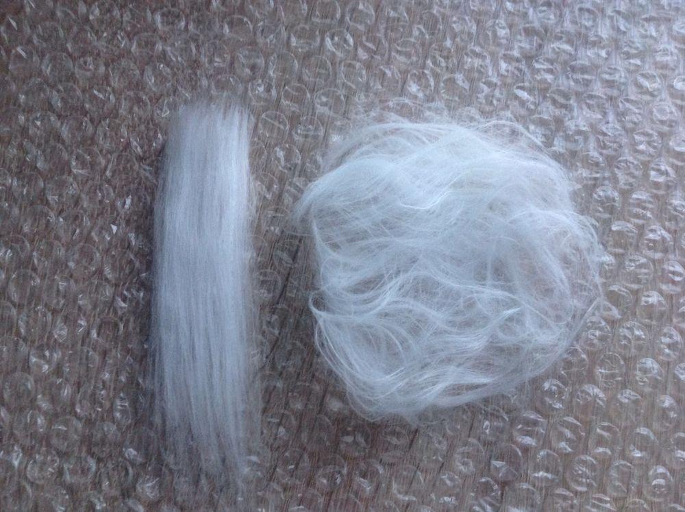 валяние, волокна водорослей
