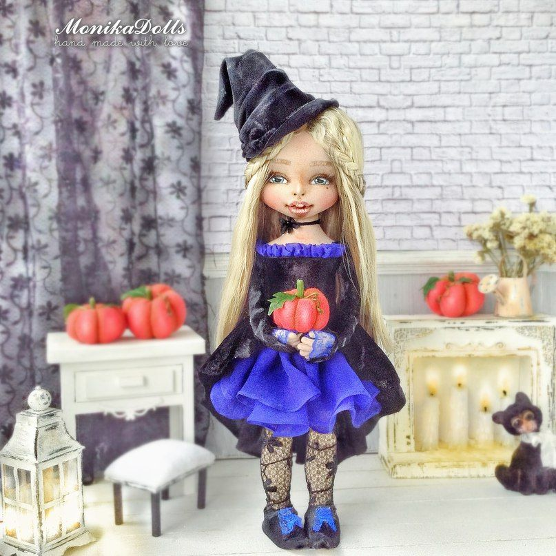 кукла из ткани, ручная работа, dolls