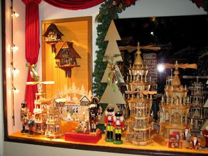 Зимняя сказка новогодних и рождественских витрин. Ярмарка Мастеров - ручная работа, handmade.