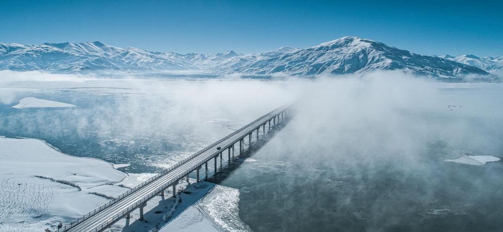 Взгляд с высоты: победители конкурса аэрофотографии SkyPixel 2018