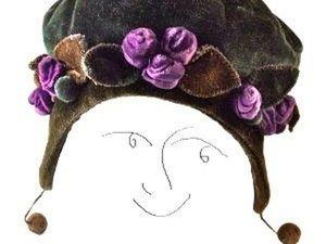 Шапки, они же шапы-видимки. Творческие идеи. Ярмарка Мастеров - ручная работа, handmade.