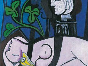 Персональная выставка работ Пабло Пикассо впервые открылась в лондонской Tate Modern. Ярмарка Мастеров - ручная работа, handmade.