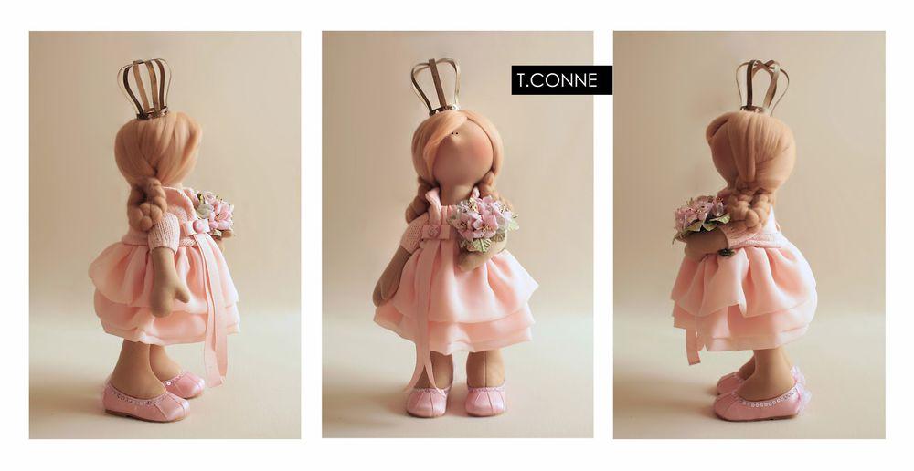Текстильные куклы коннэ своими руками