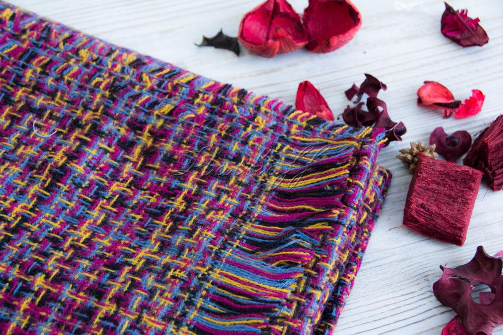 -30% на теплые шарфы