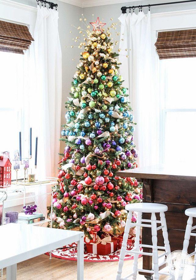 Ombr Christmas Tree