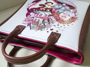 Осталась одна готовая сумочка с большой скидкой. Заберите, она скучает!!. Ярмарка Мастеров - ручная работа, handmade.